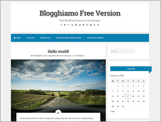 Красивый Blogghiamo